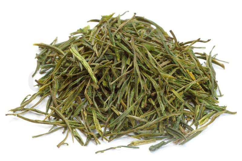 kinesisk grøn te