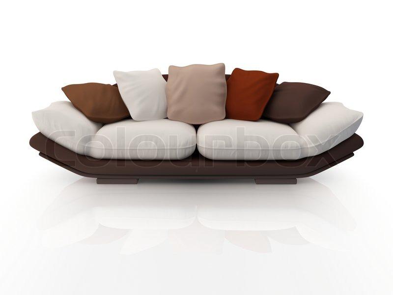 Image of 'Modern sofa'