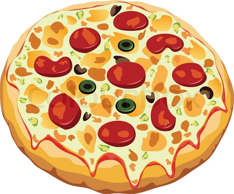 animated pizza wallpaper - photo #19