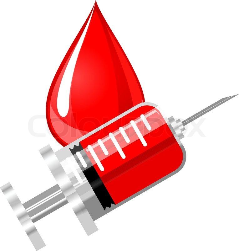 free clip art blood test - photo #23