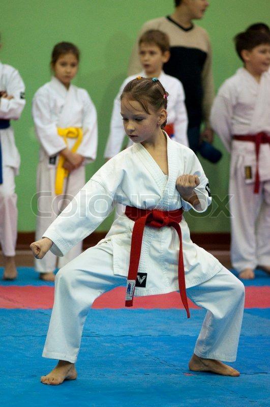 Karate girls Nude Photos 26