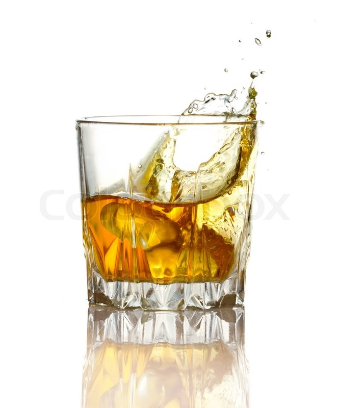 St Scotch Glass