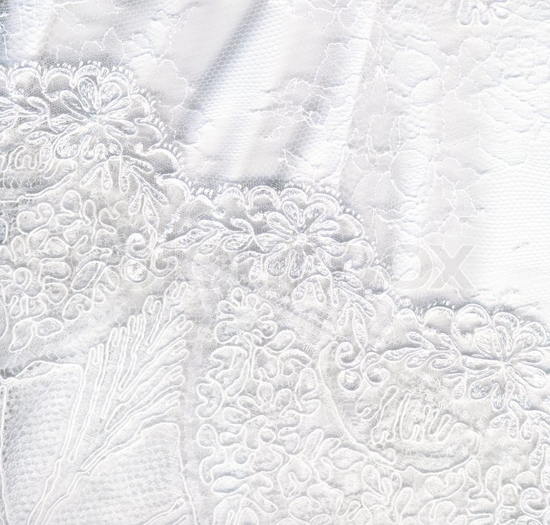 Wedding White Background: Beautiful Pure White Textile Wedding ...