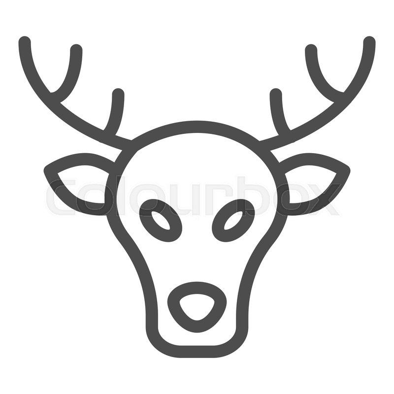 23+ Deer Face App  Background