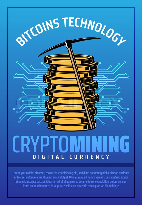 virtual cryptocurrency mining