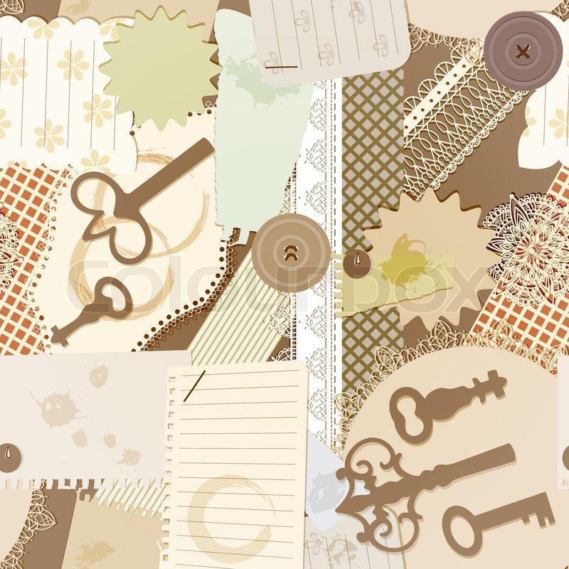 School Scrapbook Decoration Ideas