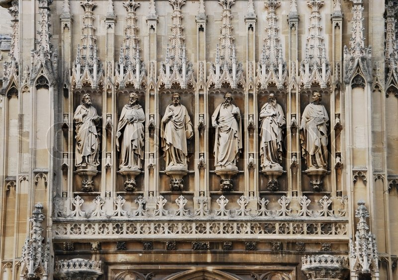 Reims Cathedral Sculpture Cathedral Sculptures