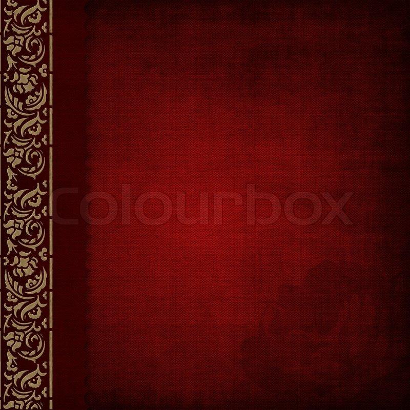Wonderful Vintage Album Cover | Stock Photo | Colourbox PA68