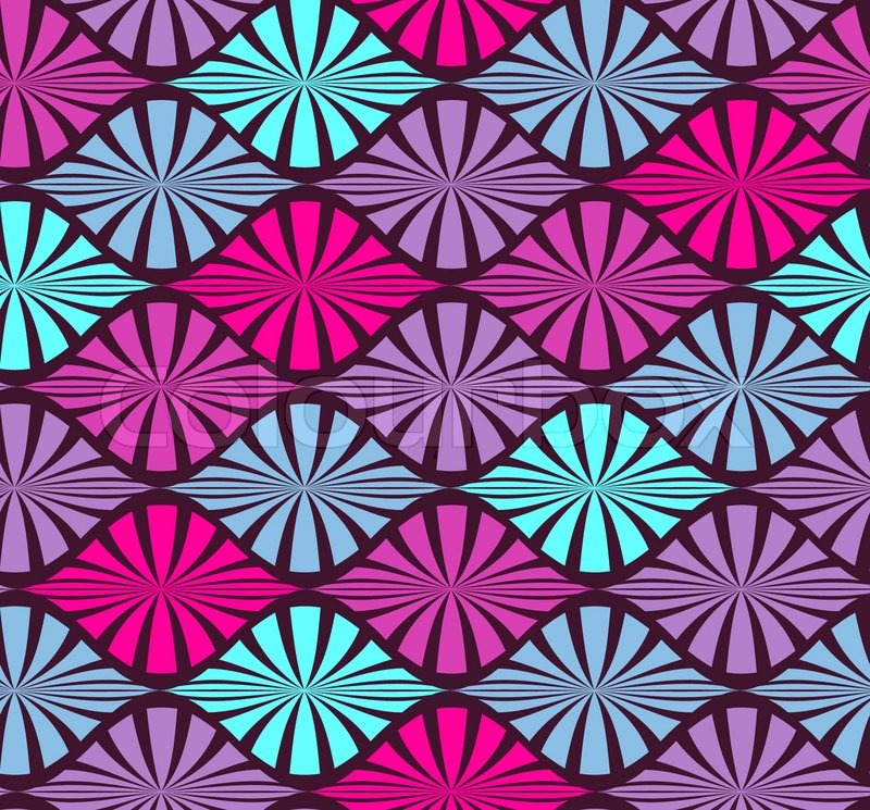 abstract color nahtlose geometrische muster vektorgrafik colourbox. Black Bedroom Furniture Sets. Home Design Ideas