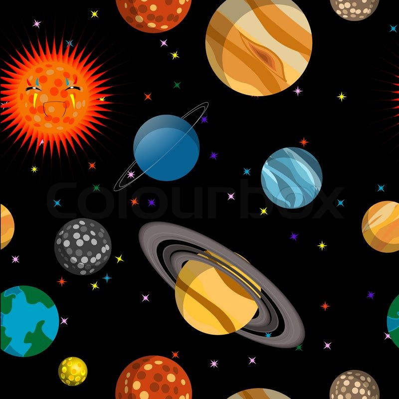 seamless pattern with planets  illustration stock photo shooting star clip art vector shooting star clip art vector