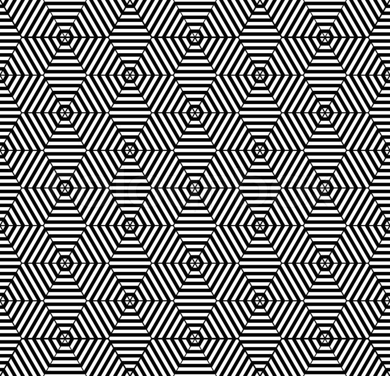 Elements Of Art Pattern : Seamless pattern with diamond elements vector art