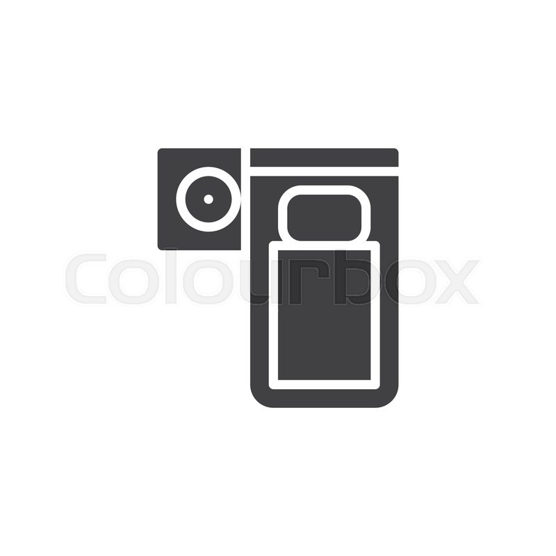 Single Bed And Desk Lamp Top View Stock Vector Colourbox