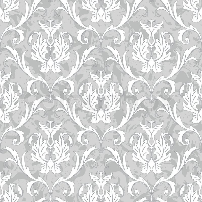 Seamless Light Colours Wallpaper Pattern Stock Vector