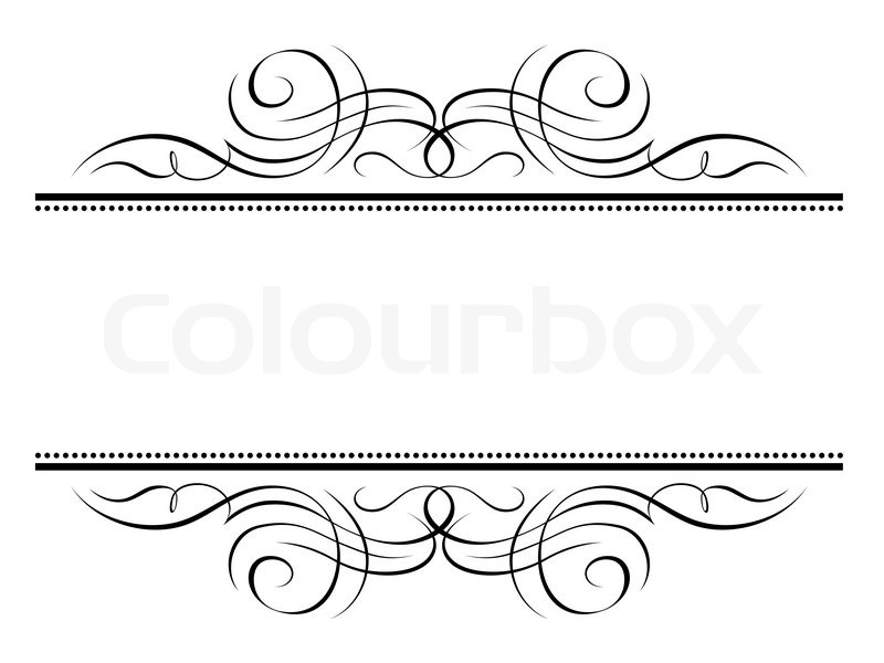 Displaying (19) Gallery Images For Decorative Lines Vector...