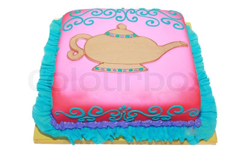 Videographer Birthday Cake
