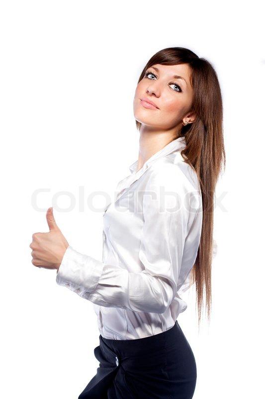Similiar Woman In White Shirt Keywords