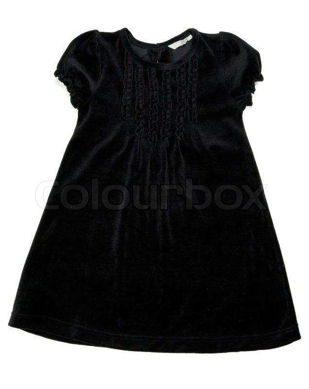 Black Dress Kids - pretty black dresses