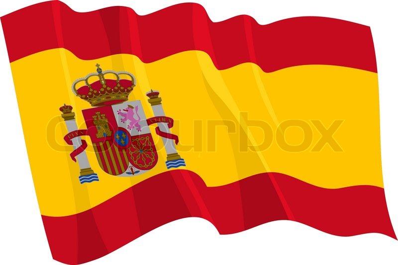 spansk flag