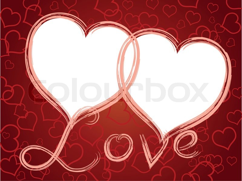 Love Frame Royalty Free Stock Photoimage18028065 Love Display Pictures