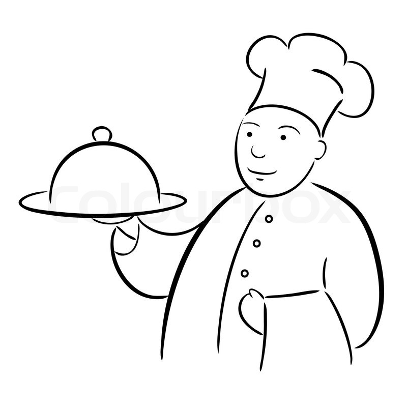 Stock Illustration Vector Black Chef also Stock Illustration Chef Hat With Spoon And besides Stock Illustration Chef Hat further  likewise Koch Hut Sprechen Gm528618236 93066413. on chef hat