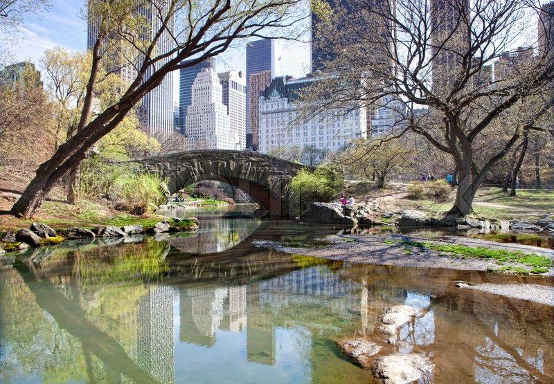 spring garden bridge park - photo #4