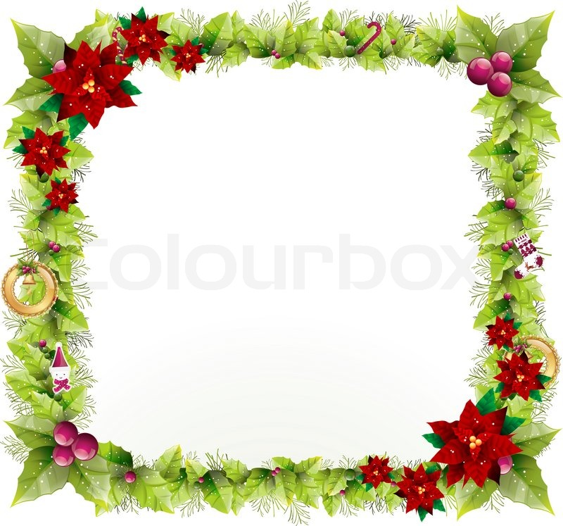 Photo Designer To Add Artist: Christmas Background Design To Add Any Text In The Middle
