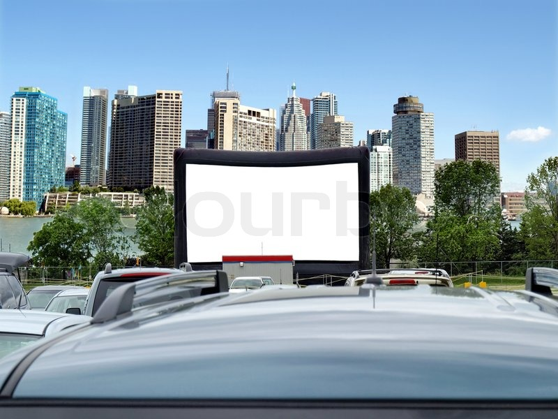 Blank Billboard With City Skyline In Background Space For Your Ad