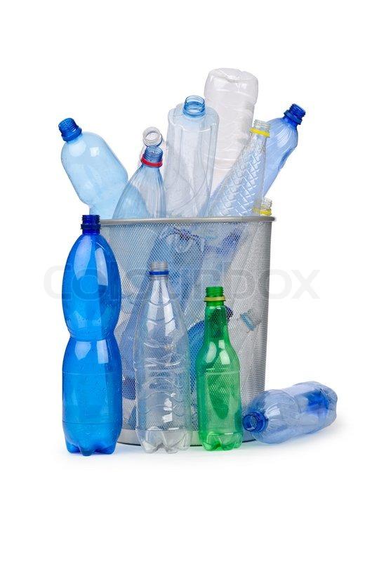 Plastflasker genbrug