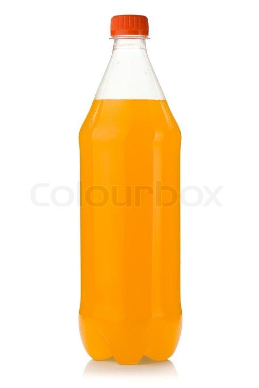 Orange Goass Bottle Drink