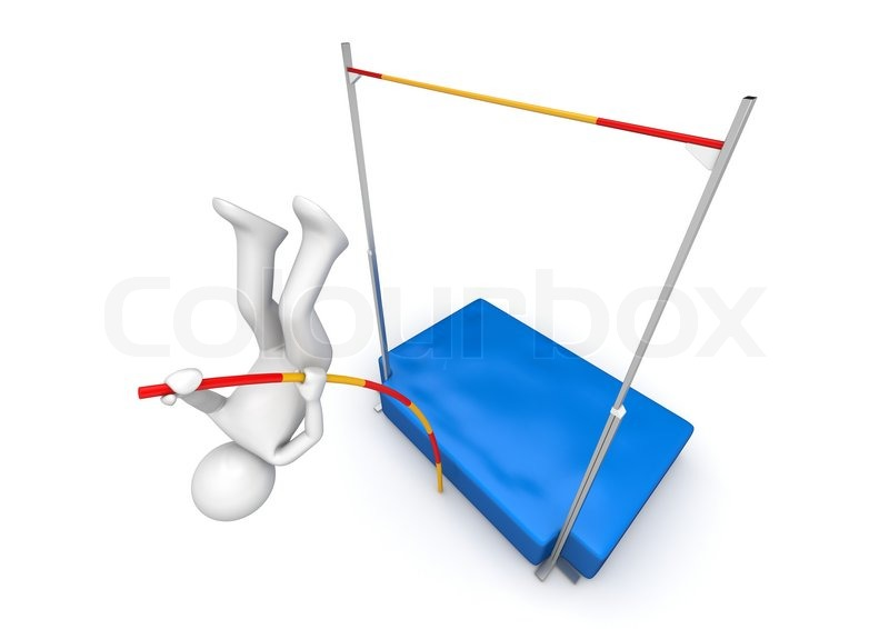 an analysis of the characteristics and history of pole vaulting a sport