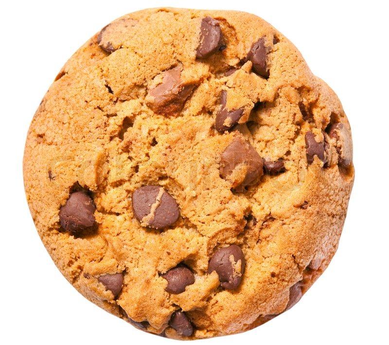 Cake Box Chocolate Chip Cookies