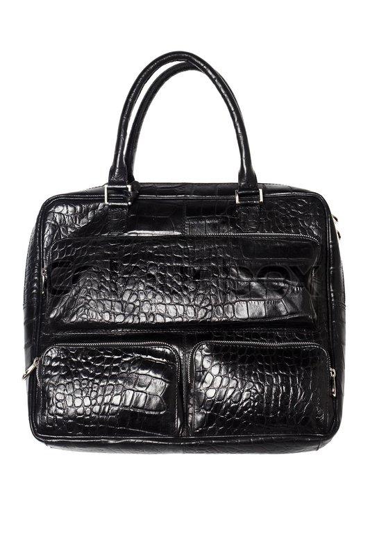 Sorte kvinder håndtaske | Stock foto | Colourbox