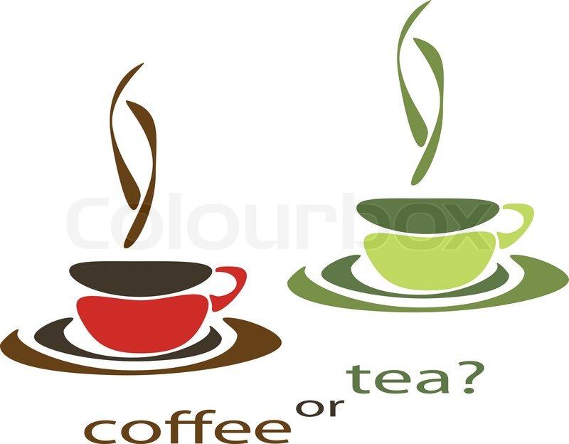 Tea Coffee And Cake Sign