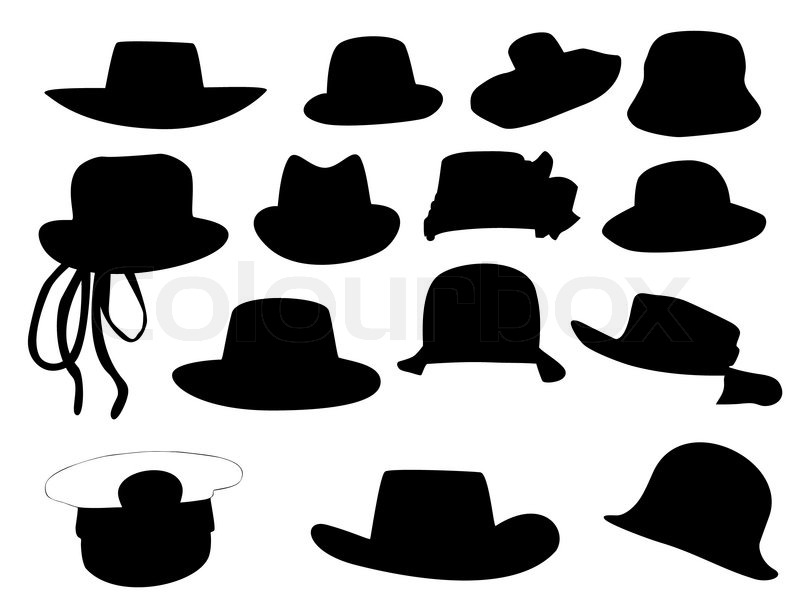 Clipart Top Hat And Cane