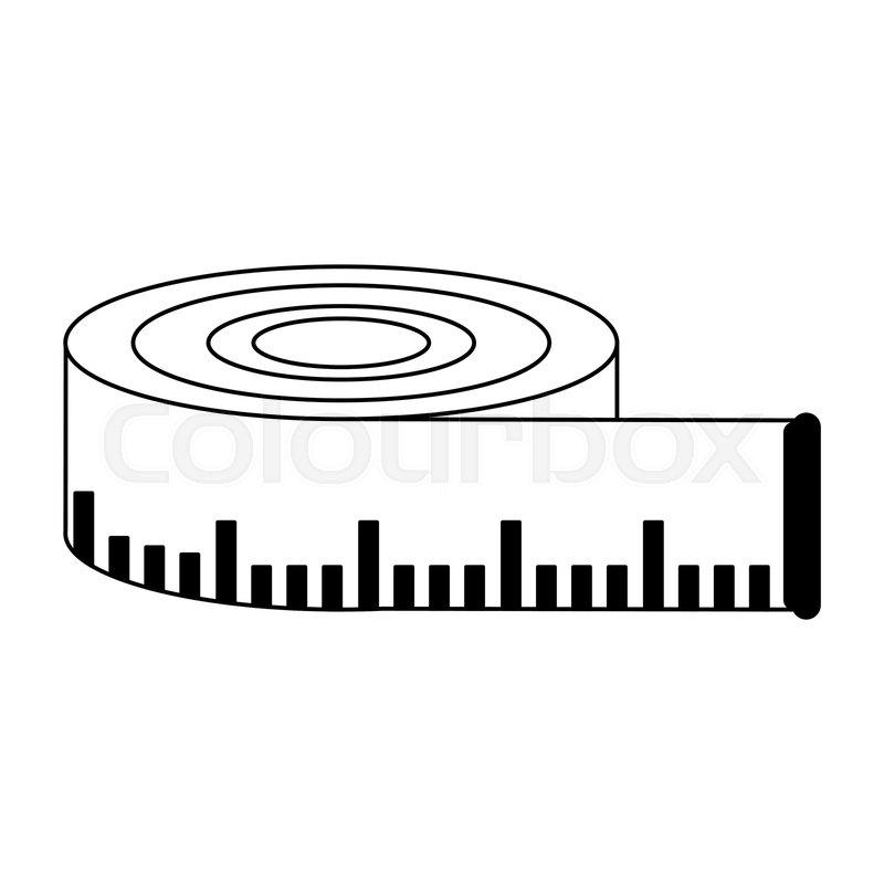 Tape Meter Stock Illustrations – 7,345 Tape Meter Stock Illustrations,  Vectors & Clipart - Dreamstime