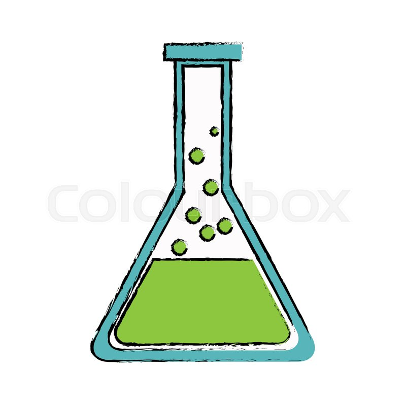 Test Tube And Beaker Royalty Free Vector Clip Art Illustration - Science  Test Tubes - Free Transparent PNG Clipart Images Download