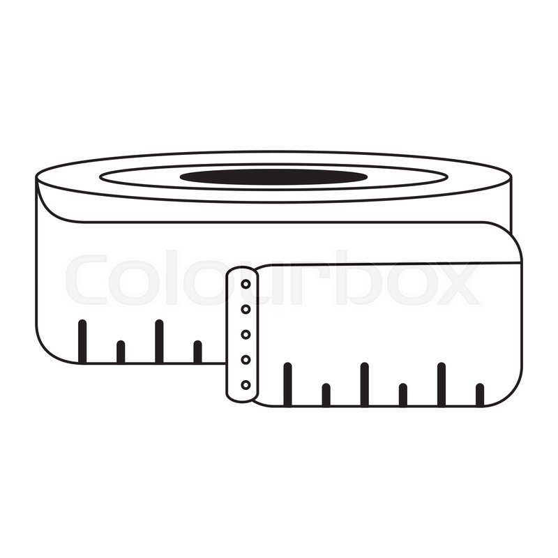 6,483 Tape Measure Illustrations, Royalty-Free Vector Graphics & Clip Art -  iStock