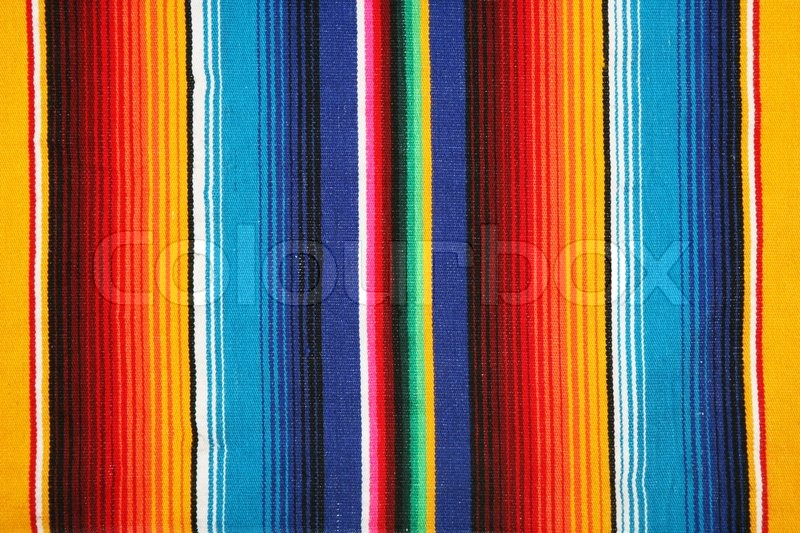 Mexican pattern, stock photo