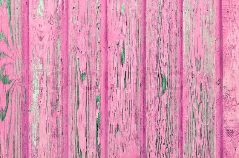Painted Pink Wooden Planks as Background | Stock Photo ... Pink Wood Background Pattern