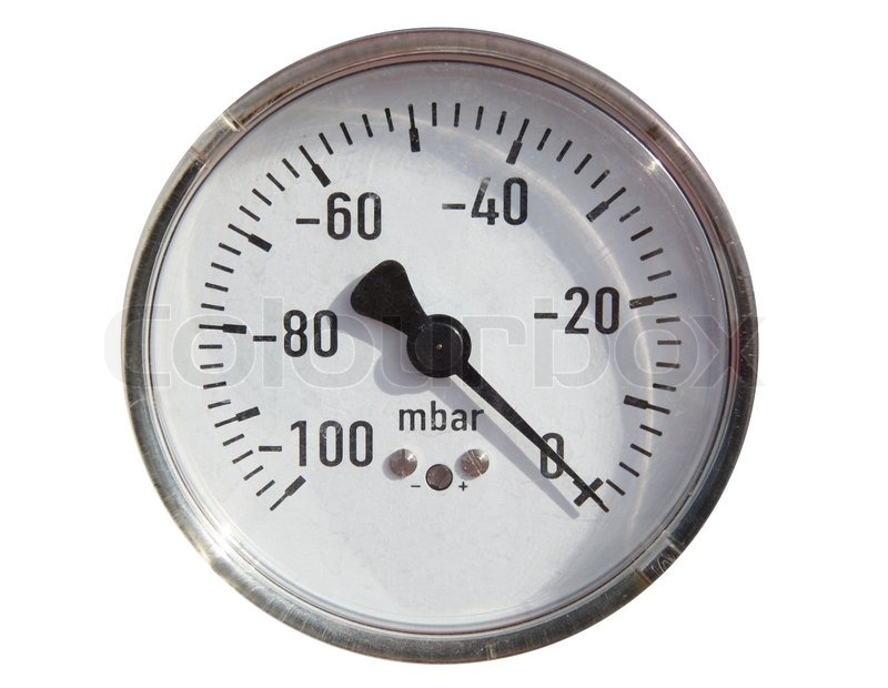 gas manometer. gas manometer a