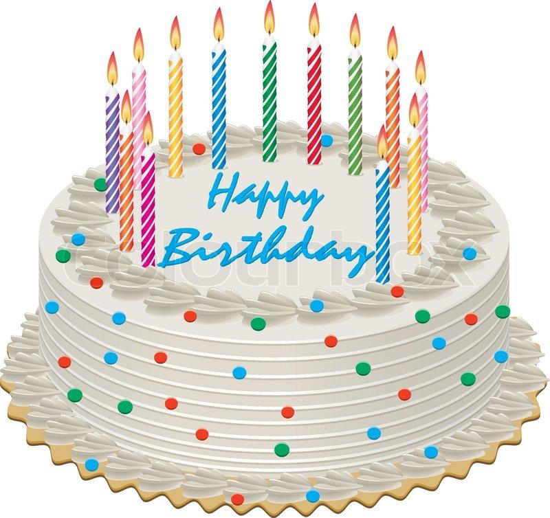 Birthday Cake Text Editor