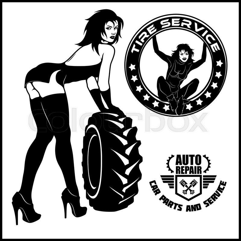 Automobile Tires Different