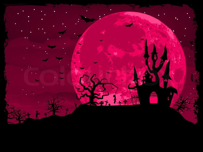 Halloween Poster Background Free.Halloween Poster With Zombie Stock Vector Colourbox