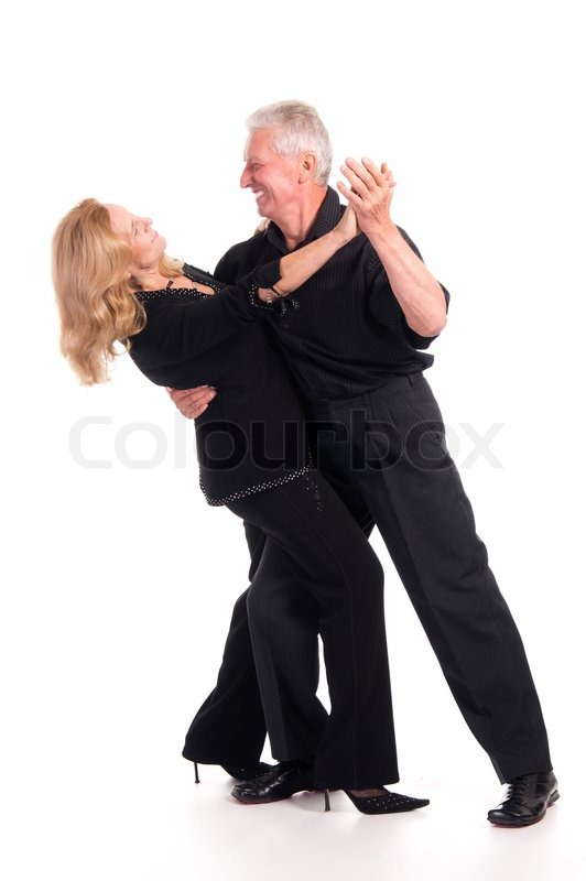 old couple dancing stock photo colourbox Hollywood Fonts Clip Art Hollywood Walk O