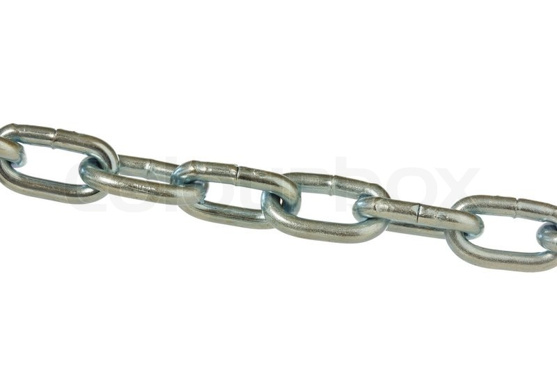 Metal Chains Royalty Free Stock Image - Image: 26815376