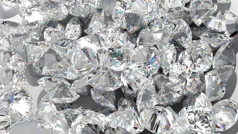 diamond background large group of jewels stock photo colourbox