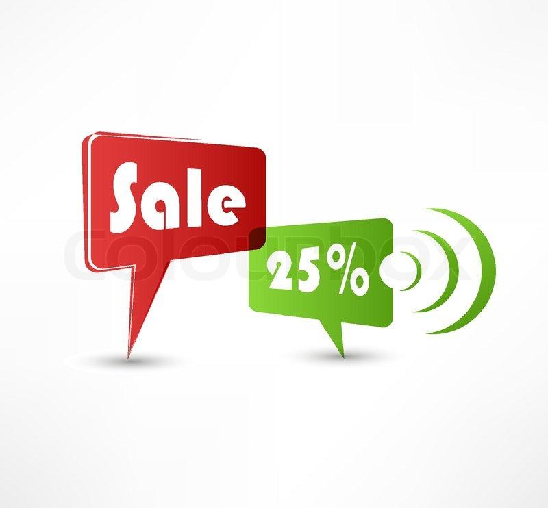 Speech for sale