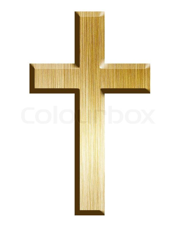 golden cross stock photo colourbox clipart of jesus on the cross clipart of jesus in glastonbury