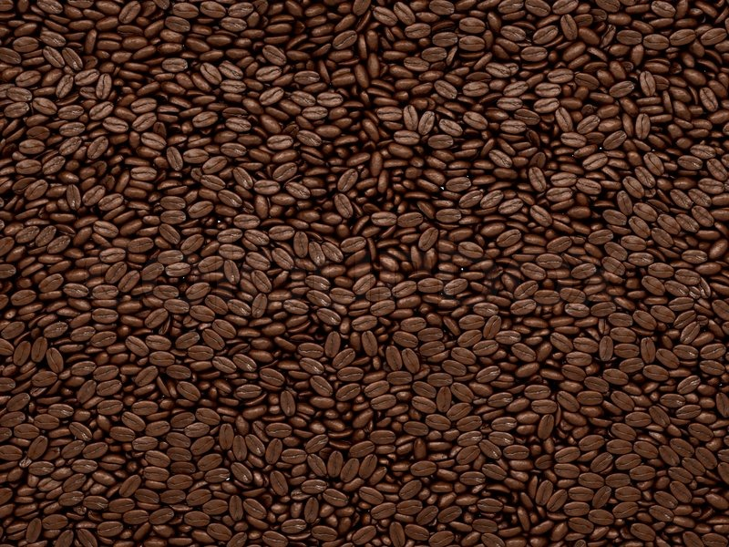 Coffee Beans Texture Or Background Stock Photo Colourbox
