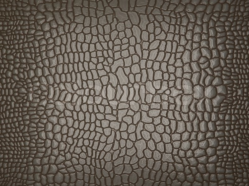 grey alligator skin useful as texture or background